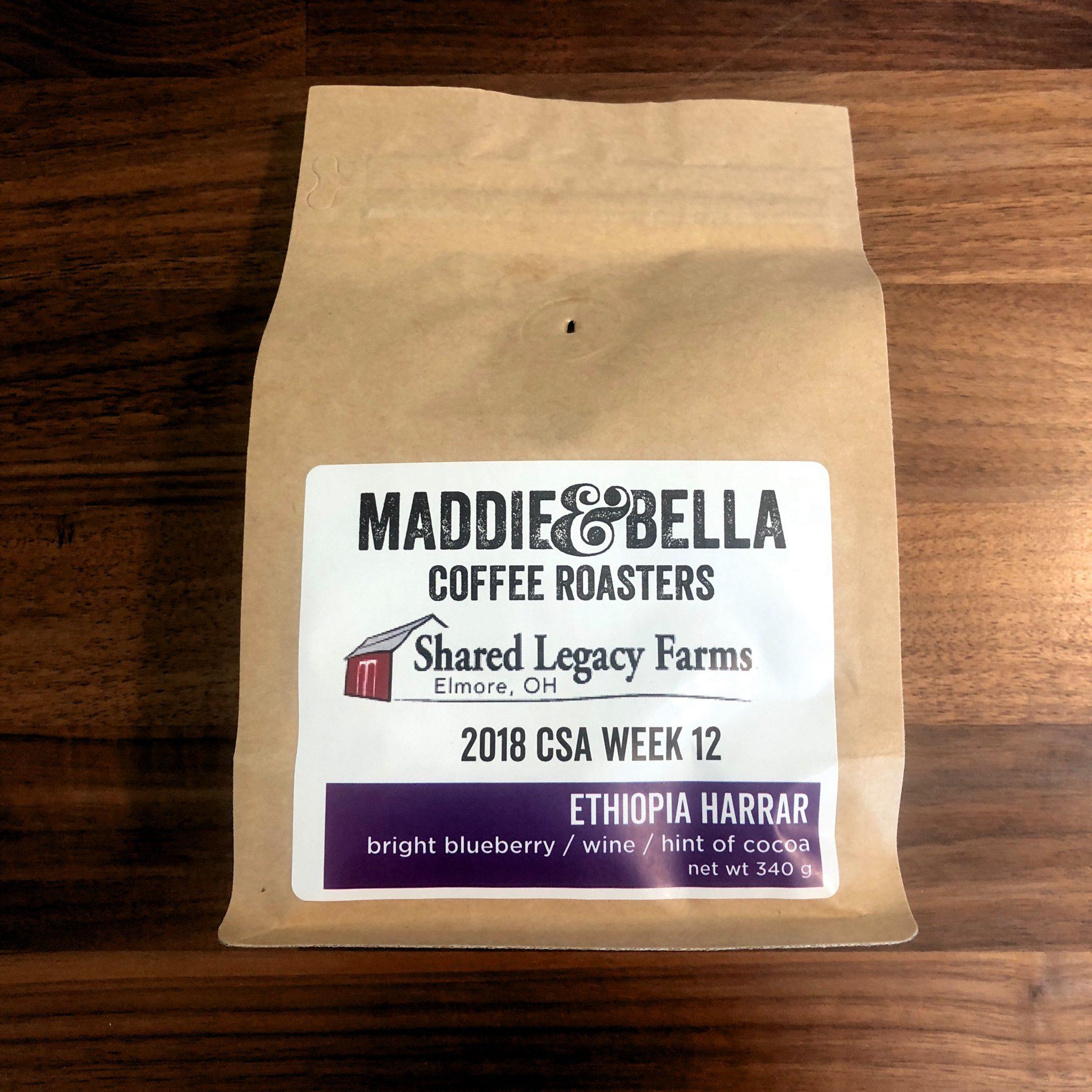 Coffee Share Weekly Shared Legacy Farms